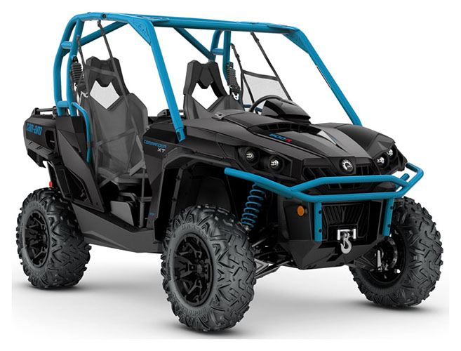 2019 Can-Am Commander XT 800R in Castaic, California