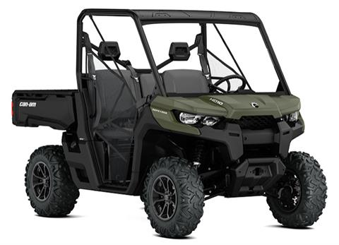 2019 Can-Am Defender DPS HD10 in Elk Grove, California