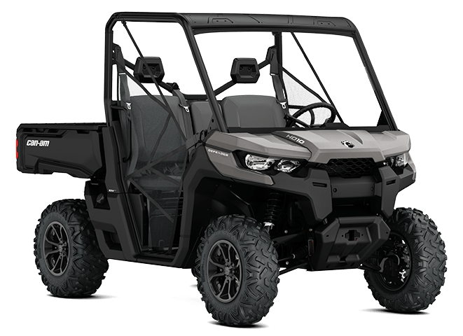 2019 Can-Am Defender DPS HD10 in Charleston, Illinois
