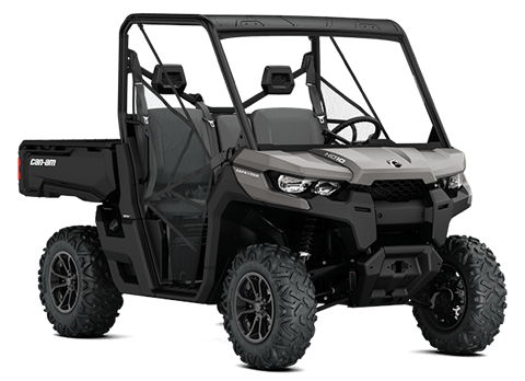 2019 Can-Am Defender DPS HD10 in Clinton Township, Michigan