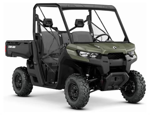 2019 Can-Am Defender DPS HD5 in Canton, Ohio