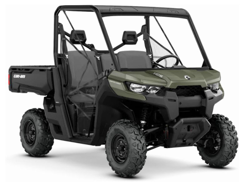 2019 Can-Am Defender DPS HD5 in Hollister, California