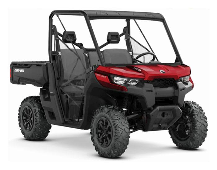2019 Can-Am Defender DPS HD8 in Baldwin, Michigan