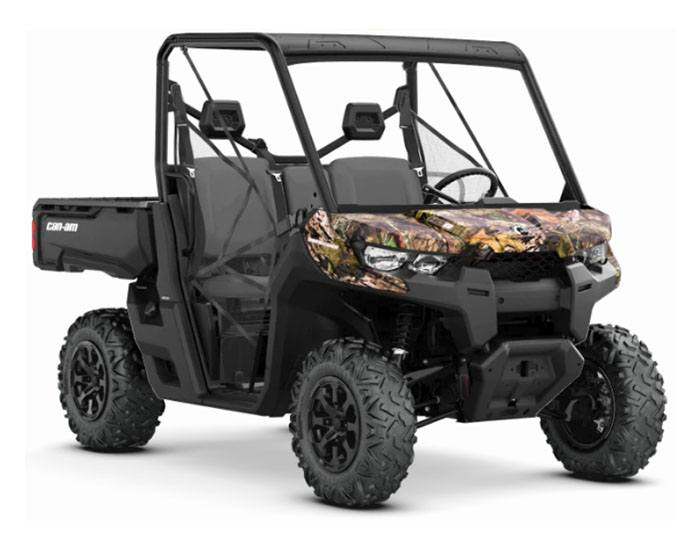2019 Can-Am Defender DPS HD8 in Colebrook, New Hampshire - Photo 1