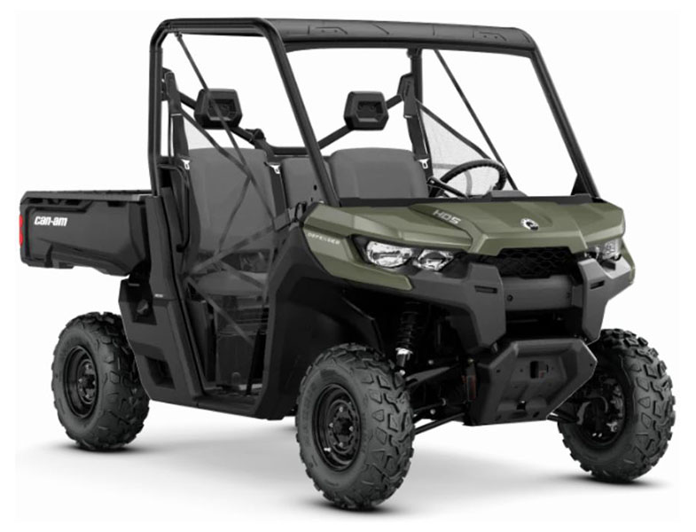 2019 Can-Am Defender HD5 in Clinton Township, Michigan - Photo 1