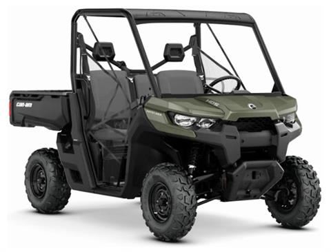 2019 Can-Am Defender HD5 in Land O Lakes, Wisconsin
