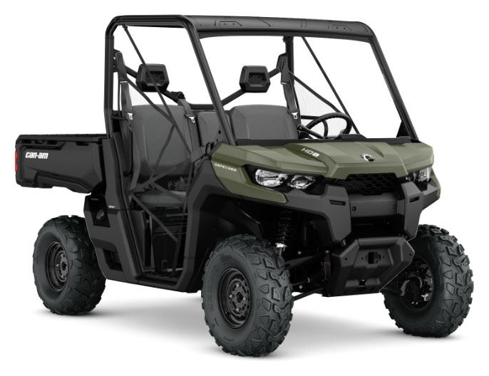 2019 Can-Am Defender HD8 in Wilmington, Illinois