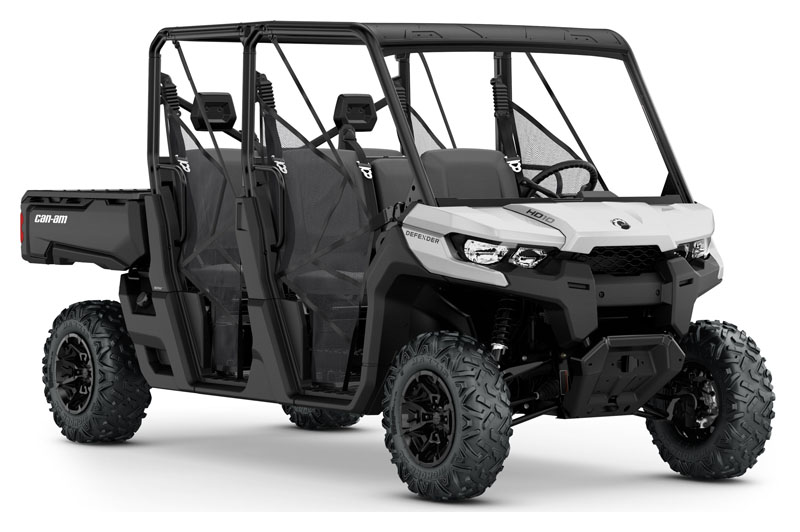 2019 Can-Am Defender MAX DPS HD10 in Stillwater, Oklahoma