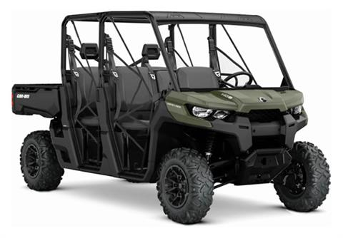 2019 Can-Am Defender MAX DPS HD8 in Albemarle, North Carolina