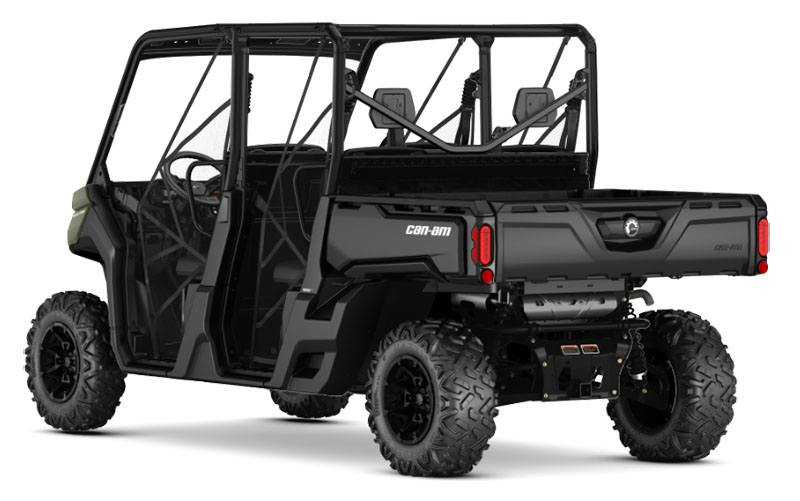 2019 Can-Am Defender MAX DPS HD8 in Lafayette, Louisiana - Photo 2