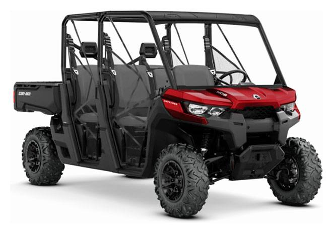 2019 Can-Am Defender MAX DPS HD8 in Concord, New Hampshire