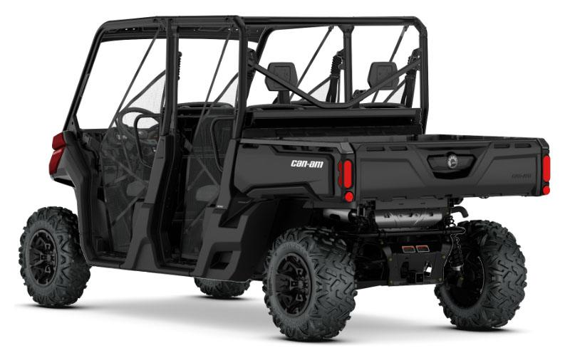 2019 Can-Am Defender MAX DPS HD8 in Leesville, Louisiana - Photo 2