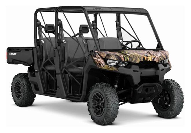 2019 Can-Am Defender MAX DPS HD8 in Harrison, Arkansas - Photo 1