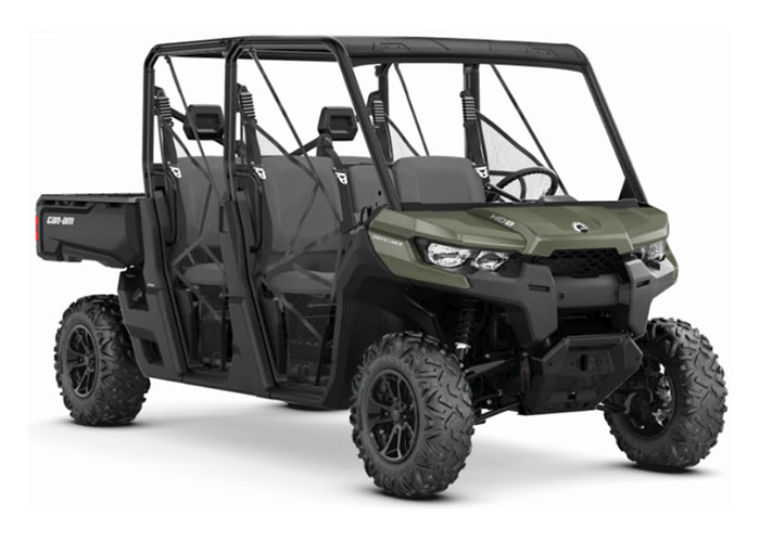 2019 Can-Am Defender MAX HD8 in Wilmington, Illinois