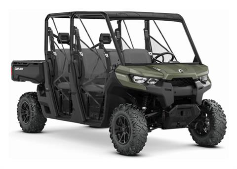 2019 Can-Am Defender MAX HD8 in Lancaster, New Hampshire