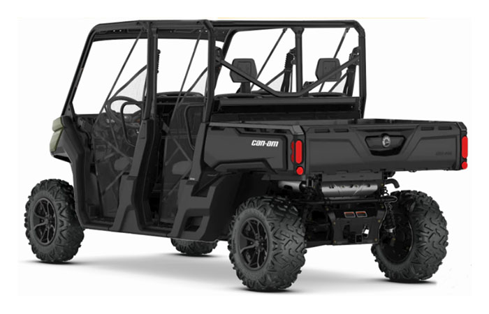 2019 Can-Am Defender MAX HD8 in Saint Johnsbury, Vermont - Photo 2