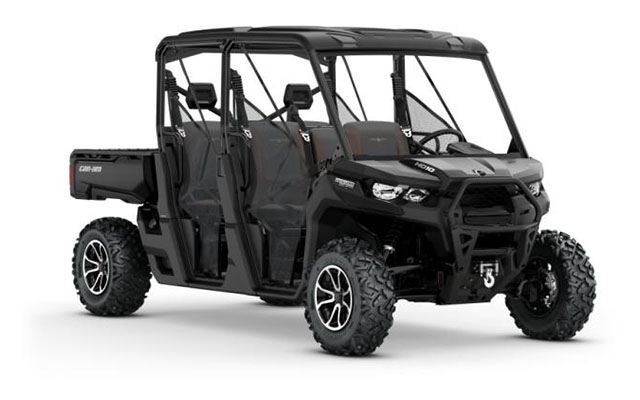 2019 Can-Am Defender MAX Lone Star HD10 in Port Angeles, Washington - Photo 1