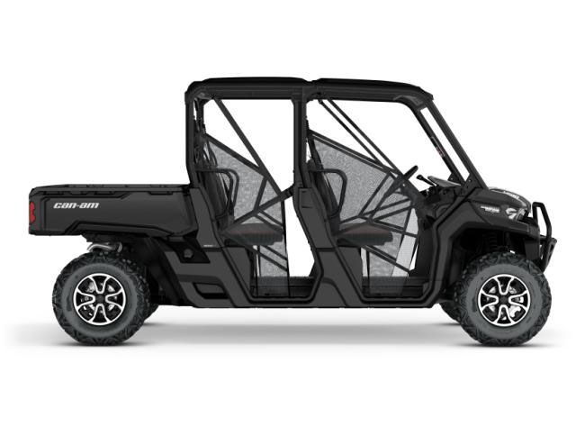 2019 Can-Am Defender MAX Lone Star HD10 in Lake Charles, Louisiana - Photo 2
