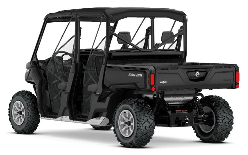 2019 Can-Am Defender MAX Lone Star HD10 in Port Angeles, Washington - Photo 4