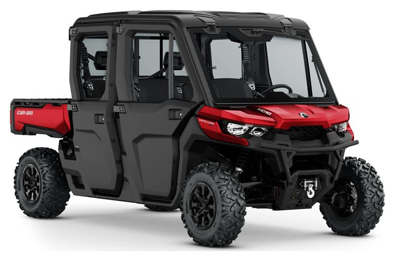 2019 Can-Am Defender MAX XT CAB HD10 in Castaic, California - Photo 1