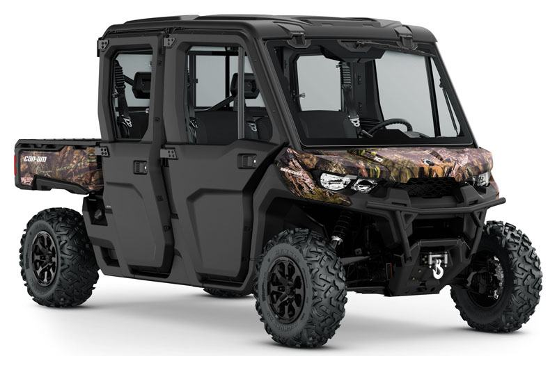 2019 Can-Am Defender MAX XT CAB HD10 in Sapulpa, Oklahoma - Photo 1