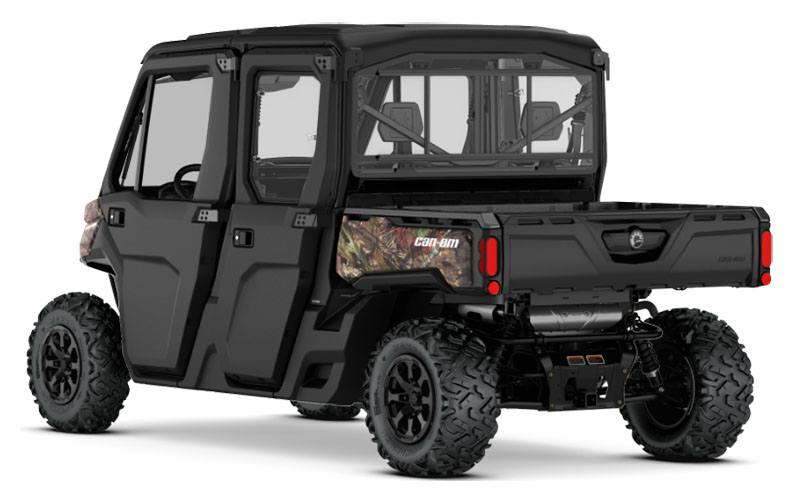 2019 Can-Am Defender MAX XT CAB HD10 in Port Angeles, Washington