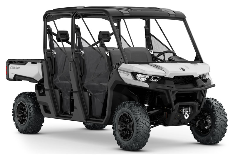 2019 Can-Am Defender MAX XT HD10 in Tulsa, Oklahoma - Photo 1