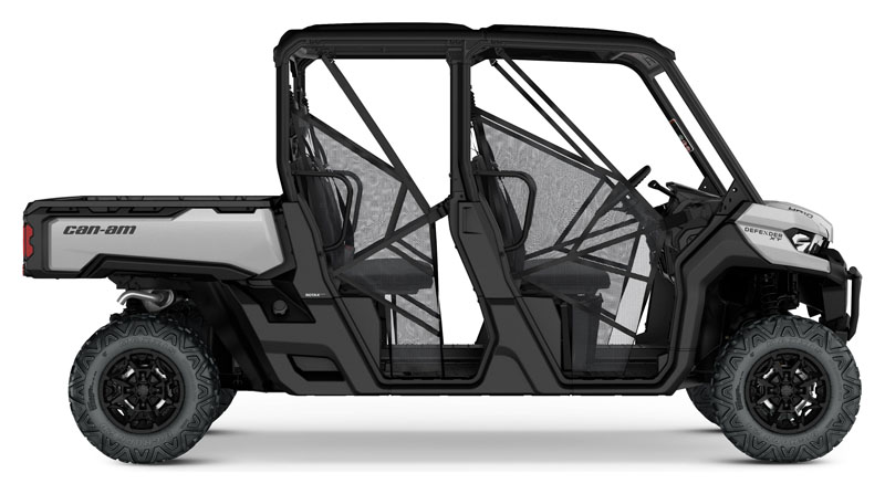 2019 Can-Am Defender MAX XT HD10 in Leland, Mississippi