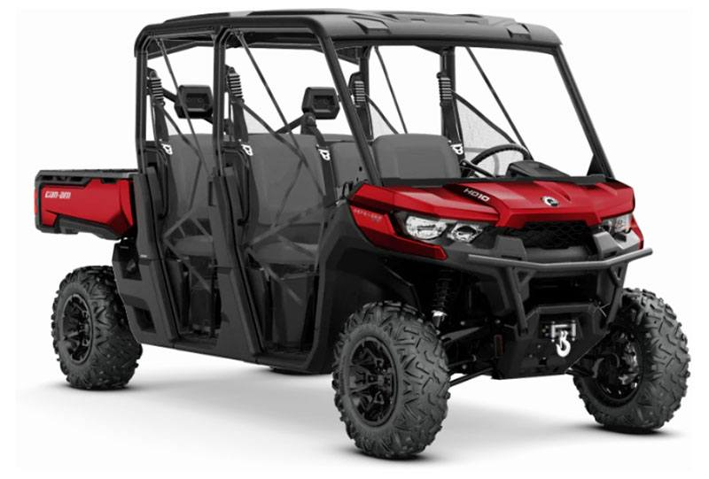 2019 Can-Am Defender MAX XT HD10 in Chesapeake, Virginia - Photo 1
