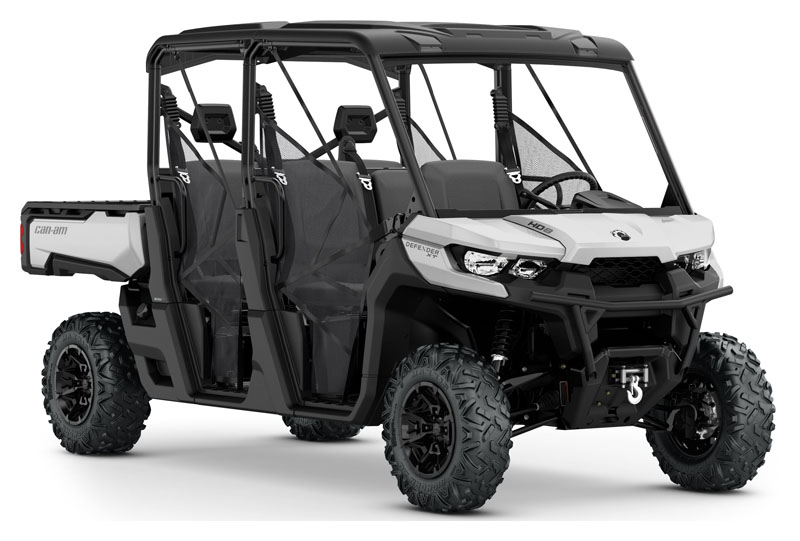 2019 Can-Am Defender MAX XT HD8 in Chester, Vermont - Photo 1