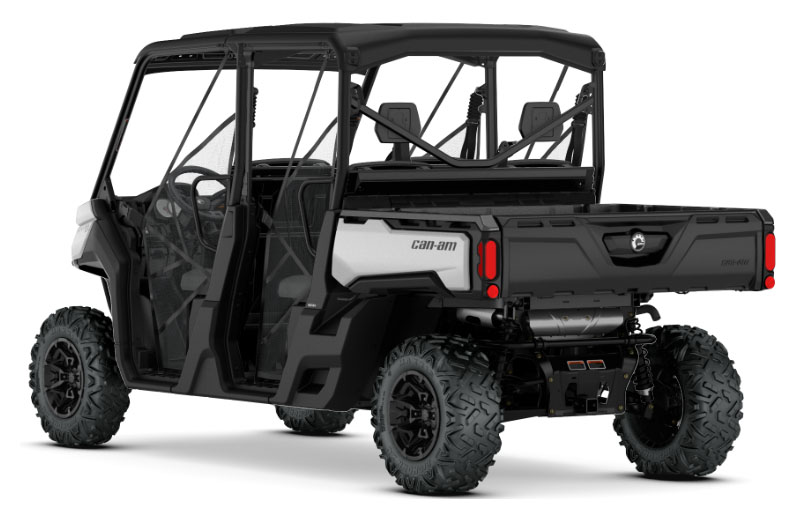 2019 Can-Am Defender MAX XT HD8 in Chesapeake, Virginia - Photo 3