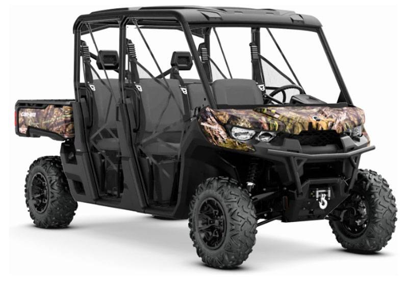 2019 Can-Am Defender MAX XT HD8 in Ontario, California - Photo 1