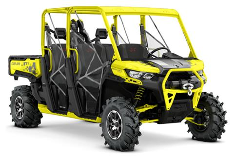2019 Can-Am Defender Max X mr HD10 in Clinton Township, Michigan