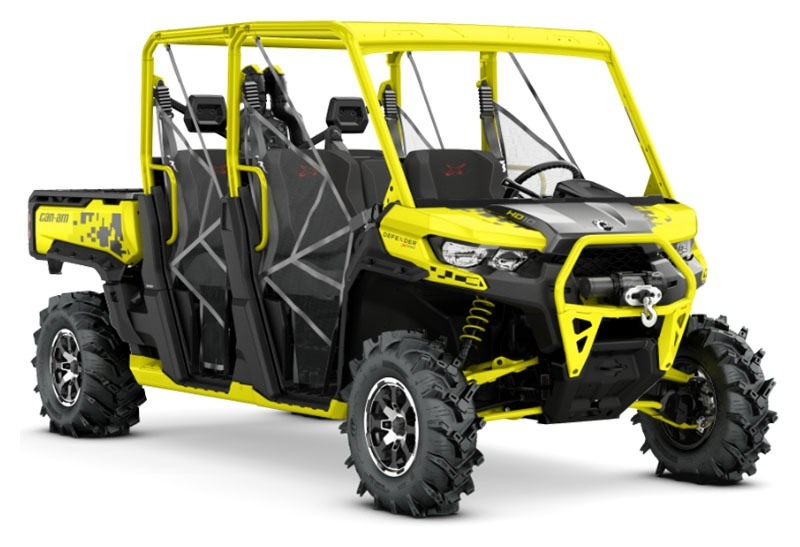 2019 Can-Am Defender Max X mr HD10 in Norfolk, Virginia - Photo 1