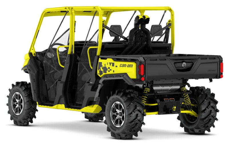 2019 Can-Am Defender Max X mr HD10 in Norfolk, Virginia - Photo 2