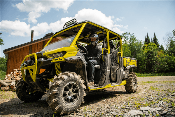 2019 Can-Am Defender Max X mr HD10 in Wasilla, Alaska - Photo 3