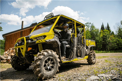 2019 Can-Am Defender Max X mr HD10 in Hillman, Michigan - Photo 3