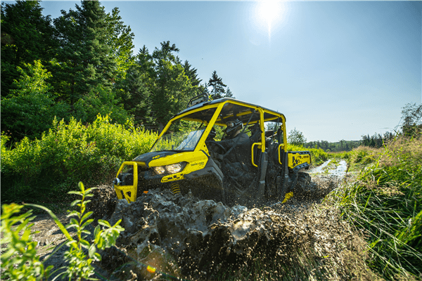 2019 Can-Am Defender Max X mr HD10 in Hillman, Michigan - Photo 4