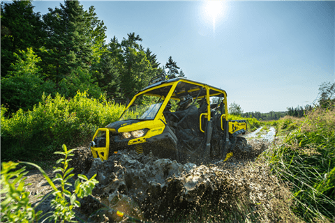 2019 Can-Am Defender Max X mr HD10 in Cambridge, Ohio - Photo 4