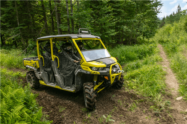 2019 Can-Am Defender Max X mr HD10 in Wasilla, Alaska - Photo 5