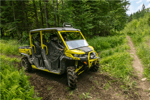 2019 Can-Am Defender Max X mr HD10 in Bennington, Vermont - Photo 5