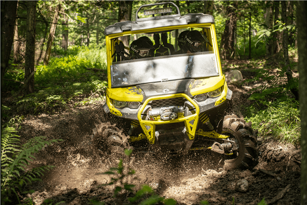 2019 Can-Am Defender Max X mr HD10 in Hillman, Michigan - Photo 6