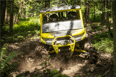 2019 Can-Am Defender Max X mr HD10 in Wasilla, Alaska - Photo 6
