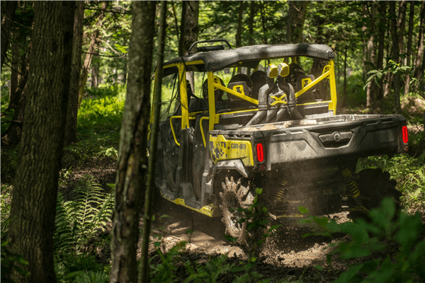 2019 Can-Am Defender Max X mr HD10 in Elk Grove, California