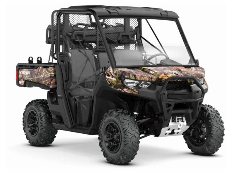 2019 Can-Am Defender Mossy Oak Hunting Edition HD10 in Gridley, California