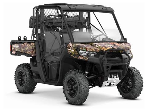 2019 Can-Am Defender Mossy Oak Hunting Edition HD10 in Concord, New Hampshire