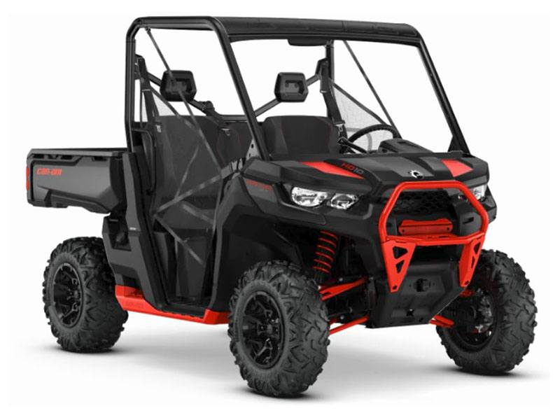 2019 Can-Am Defender XT-P HD10 in Norfolk, Virginia - Photo 1