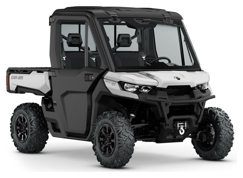 2019 Can-Am Defender XT CAB HD10 in Afton, Oklahoma - Photo 1