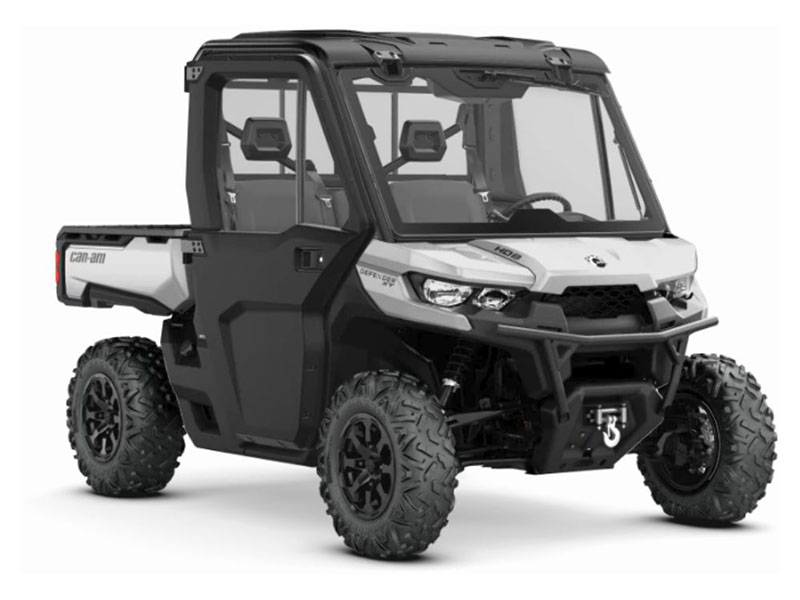 2019 Can-Am Defender XT CAB HD8 in Honeyville, Utah - Photo 1