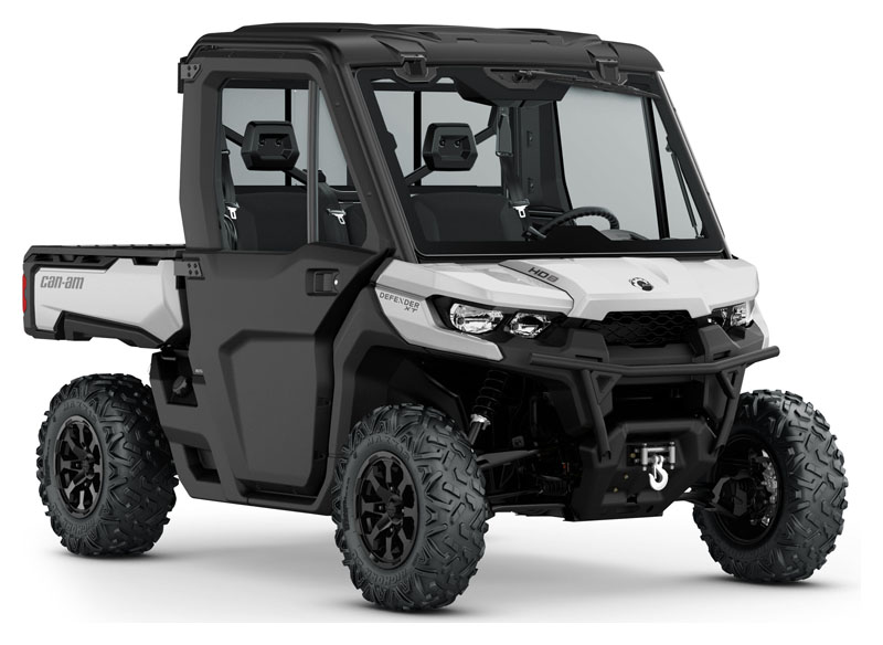 2019 Can-Am Defender XT CAB HD8 in Ontario, California - Photo 1